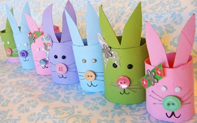 easter-crafts-children