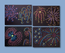 fireworks-drawing