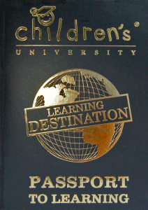 Passport To Learning Logo