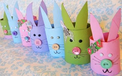 easter-crafts-children