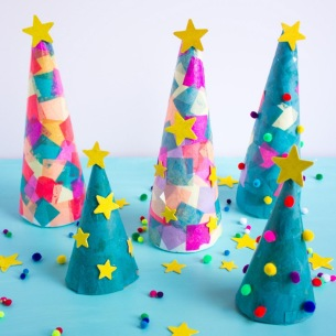 tissue-paper-cone-christmas-trees-card-1_0